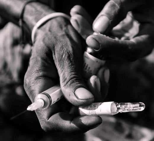 Лечение опиатной наркомании